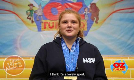 Chelsea Palmer Gold medalist gymnast