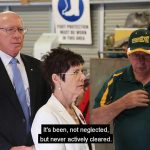 Governor Hurley visits Camden Men's Shed