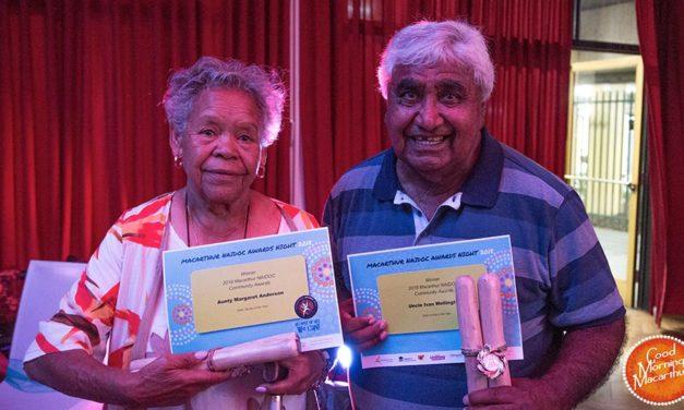 Uncle Ivan, Aunties Margaret & Joyce honoured with NAIDOC Awards