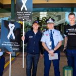 White Ribbon Convoy Spreads Powerful Message
