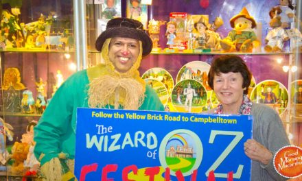 Australia's biggest Wizard of Oz collector comes to Macarthur