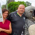 Wildlife warrior Ricardo Lonza honoured