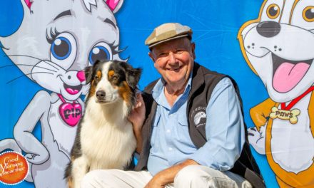 Paws in the Park – a barking success!