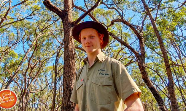 Cameron Constance: passionate young wildlife warrior