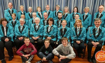 Camden band honoured