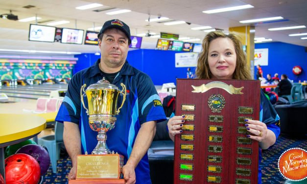 Champion Bowlers from Campbelltown