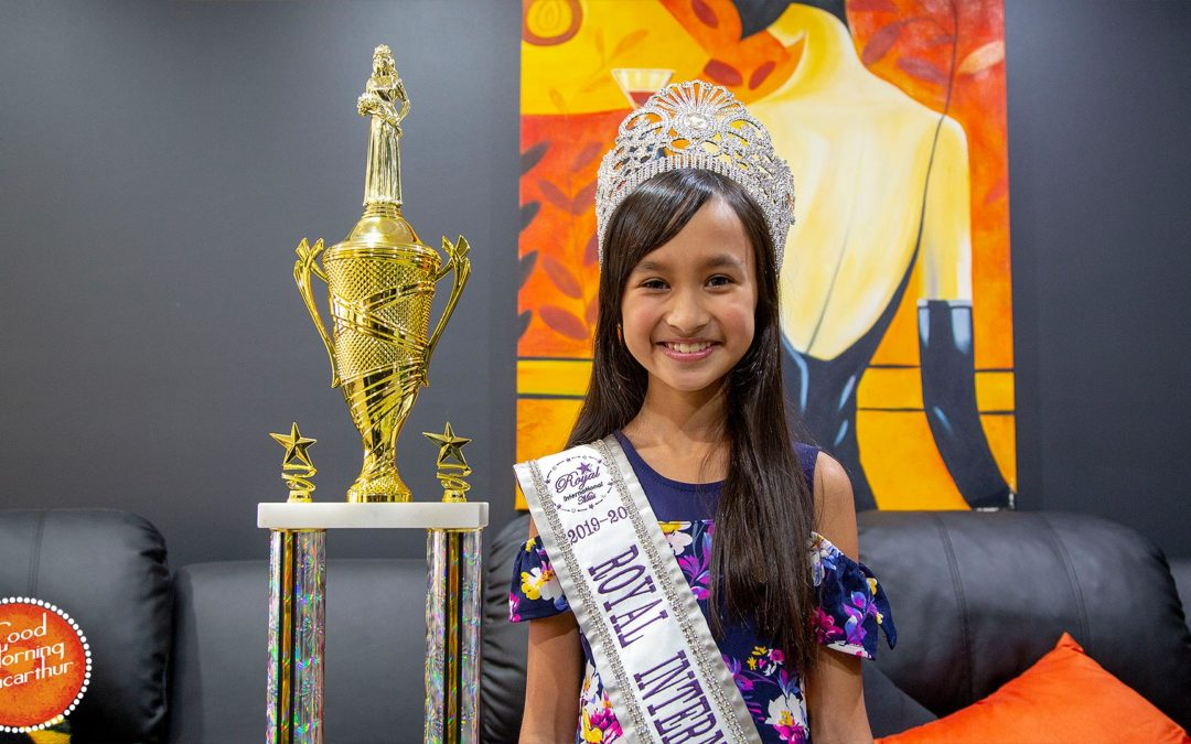 Macarthur girl wins International Crown