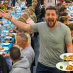 Manu returns to Macarthur for World Homeless Day