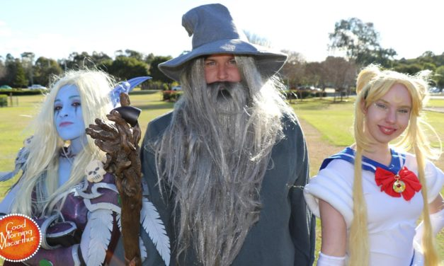 Campbelltown hosts its first Nerd Con