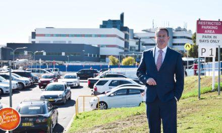 Necessary services top Campbelltown MP Greg Warren's Wish List