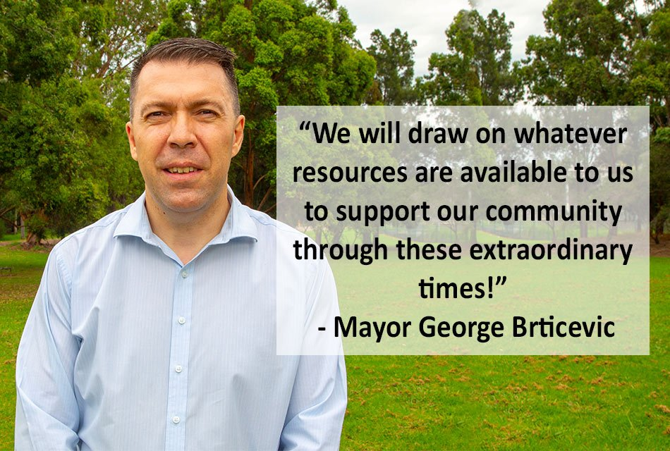 Campbelltown Council offers support for residents & businesses affected by COVID-19