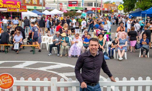 Ingleburn came alive for its annual community festival