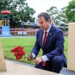 NSW Shadow Veteran Affairs Minister Greg Warren reflects + Flashback to ANZAC Day Campbelltown 2016