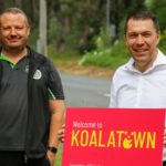 Koalatown activating the community to support the conservation of koalas